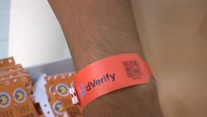 Caloocan City, Gagamit ng Quarantine Wristbands para sa COVID-19 Contact Tracing