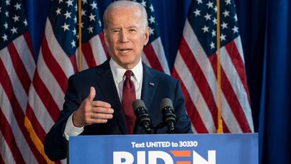 Biden, Inihalal Bilang Ika-46 Pangulo ng Amerika