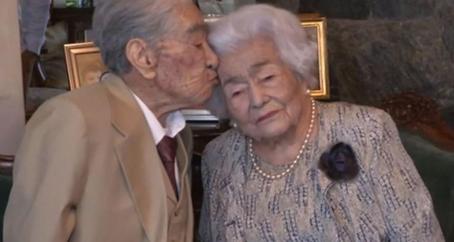 """79 Taong Mag-Asawa sa Ecuador, Hinirang Bilang """"World's Oldest Couple"""""""