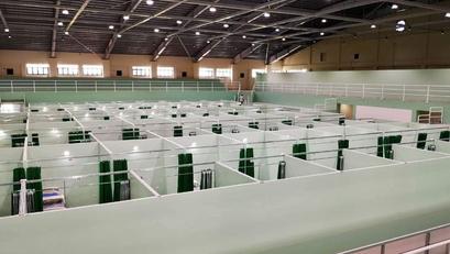 Mega Quarantine Facility sa Cavite, Binuksan na!