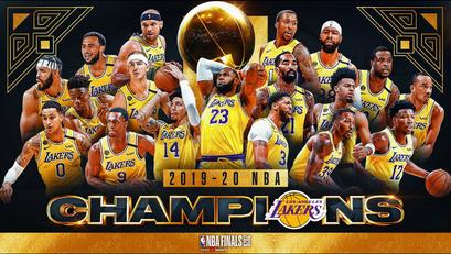 Lakers Kampeon, LeBron Finals MVP
