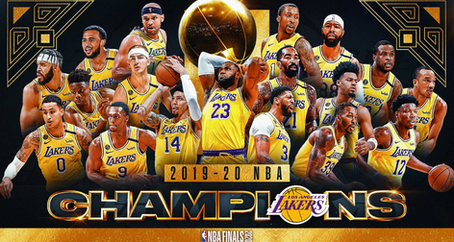 Lakers Kampeon, LeBron Finals MVP