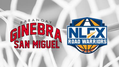 Ginebra kontra NLEx Road Warriors sa Main Game ng PBA BUBBLE