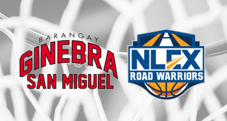 Ginebra kontra NLEx Road Warriors sa Main Game ng PBA BUBBLE