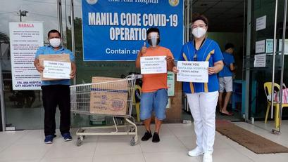 MHD, Nagsagawa ng Libreng Swab Testing para sa mga Vendors at Ilang Manggagawa sa Lungsod