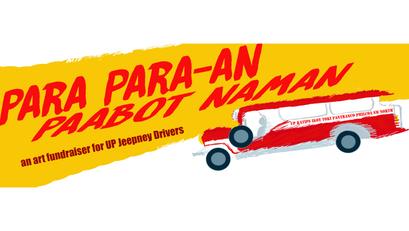 Local Artists, Nagsagawa ng Fund Raising para sa UPD Jeepney Drivers