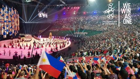 Iba't ibang Bansa sa Asya, Saludo sa Sports Committee ng Sea Games 2019