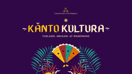 CCP Launches 'Kanto Kultura' Series