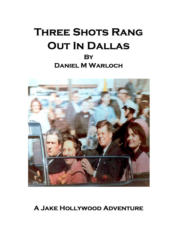 Three Shots Rang Out In Dallas cover two