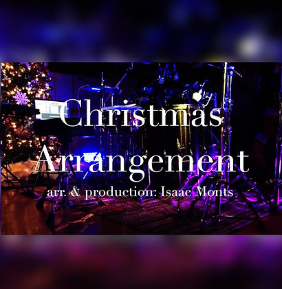 Christmas Arragement (Drumless)