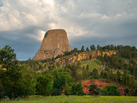 Devils Tower - A Unique Experience