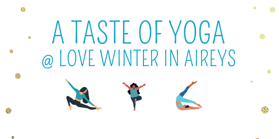 A Taste of Yoga