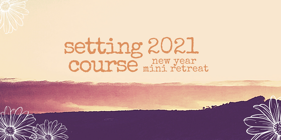 Setting Course 2021