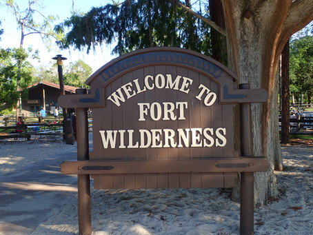 Ft Wilderness Shake Down Trip