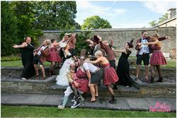 Festival Themed Unique Weddings