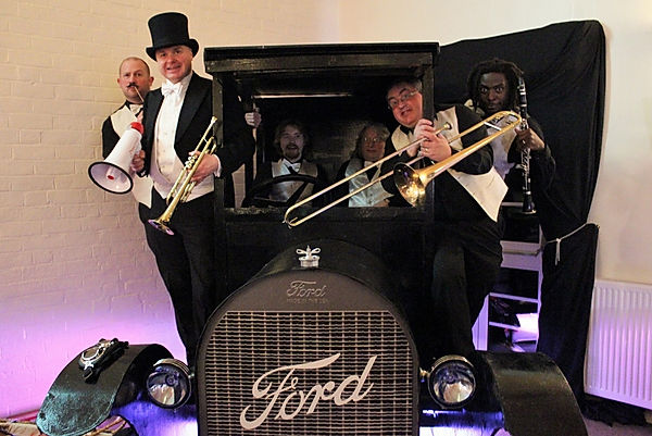 Bands for hire for Great Gatsby themed events