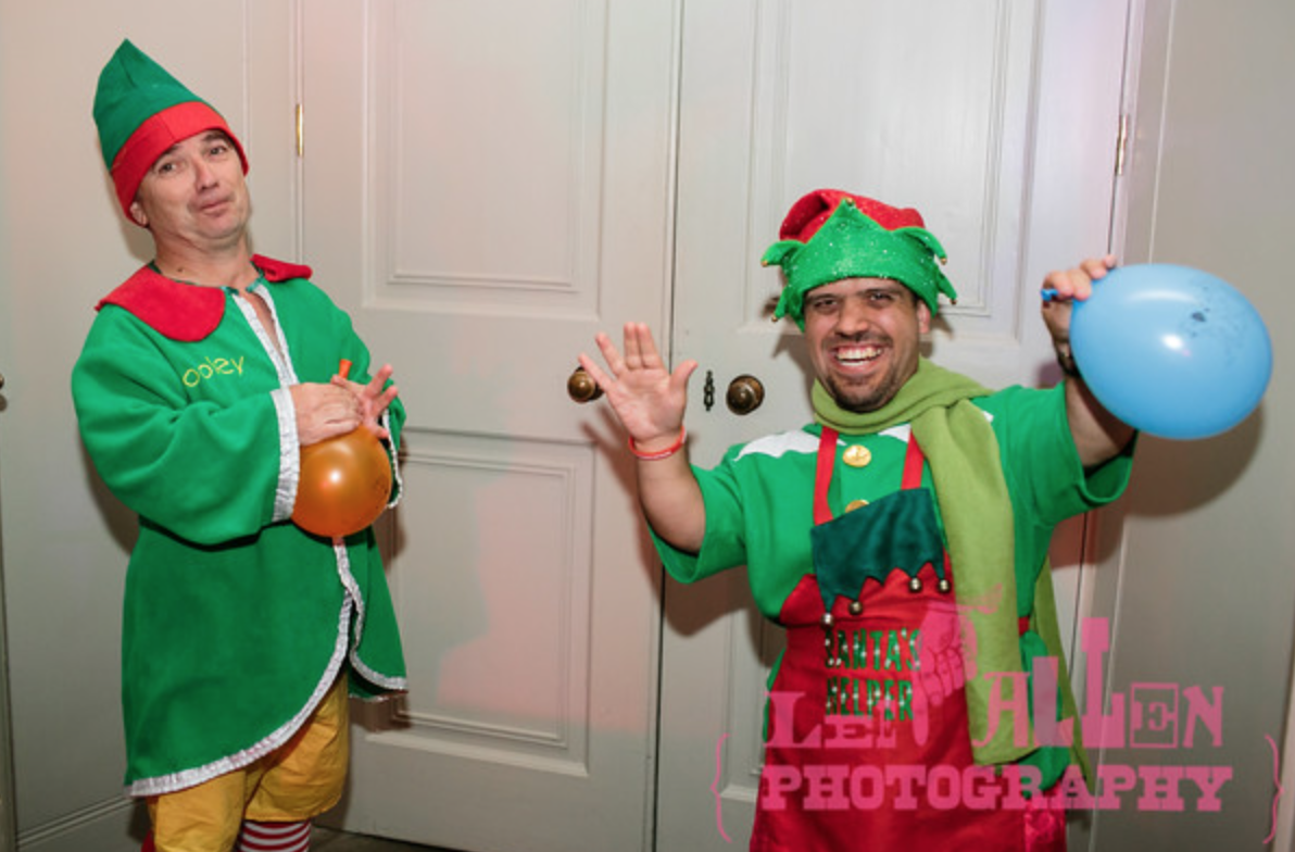 Cheeky Elves for Weddingс