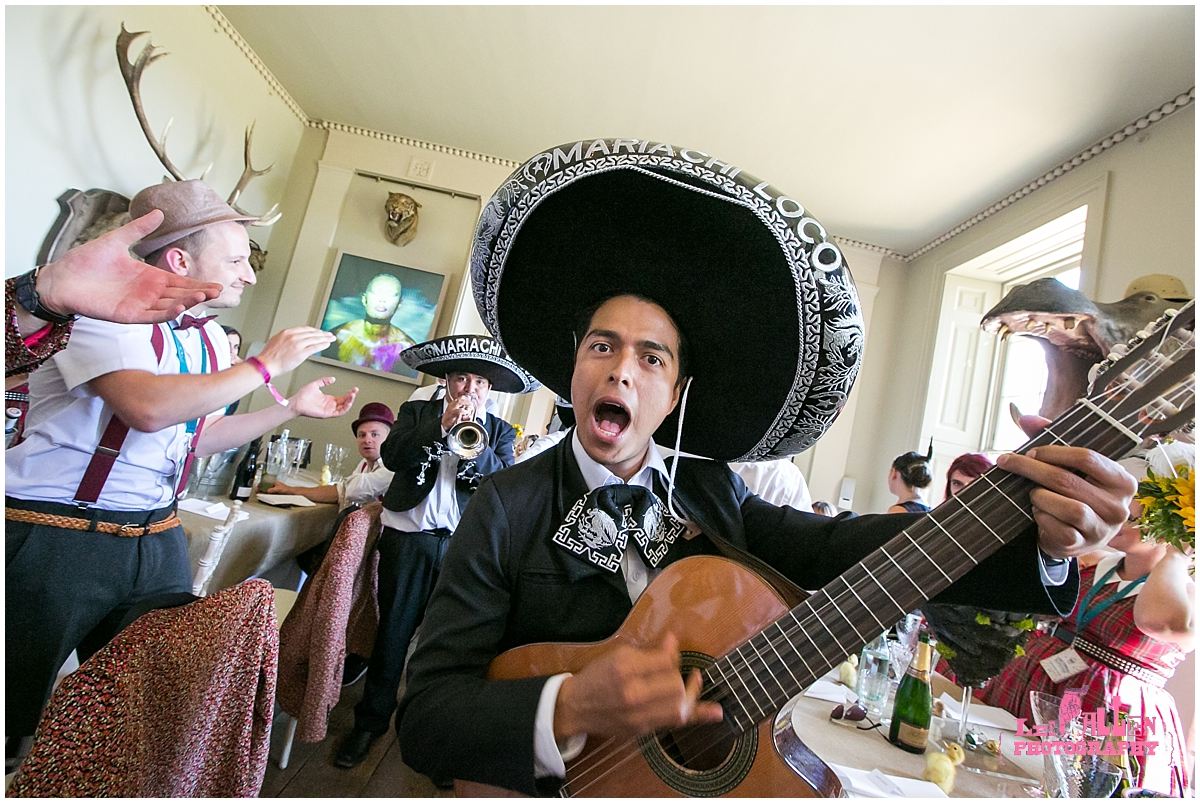 Mariachi Wedding Bands Hire