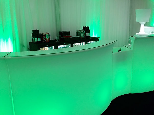 Mobile Cocktail Bar for Marquee Private Events London UK