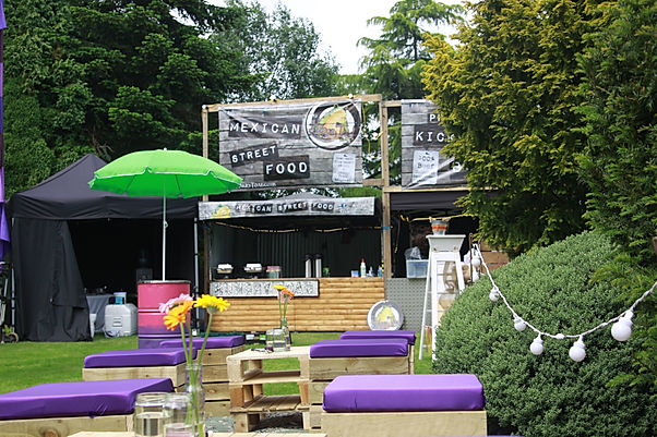 Festival Themed Food Stalls Hire for Private Festivals London UK