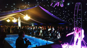 Full Event Management for Luxury Marquee Birthday Parties London UK