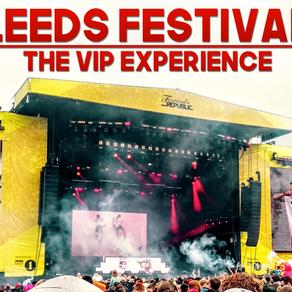 @ Leeds Festival 2016 - VIP Experience