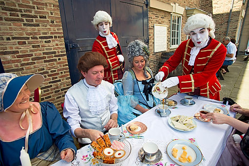 english tea catering companies for hire for events. Book high tea afternoons and British entertainment for events