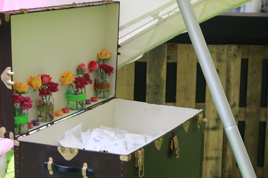 Bespoke Decoration for Luxury Marquee Parties London UK