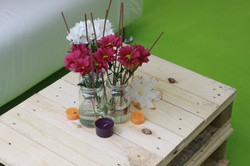 Table Centrepieces Options