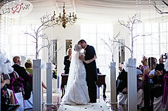 Wedding planers - Luxury wedding decor L