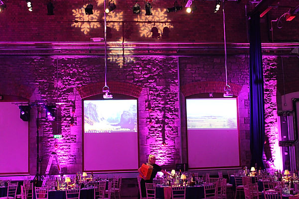 Corporate Events Production Services London UK