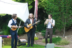 Buskers Hire for Meet and Greet