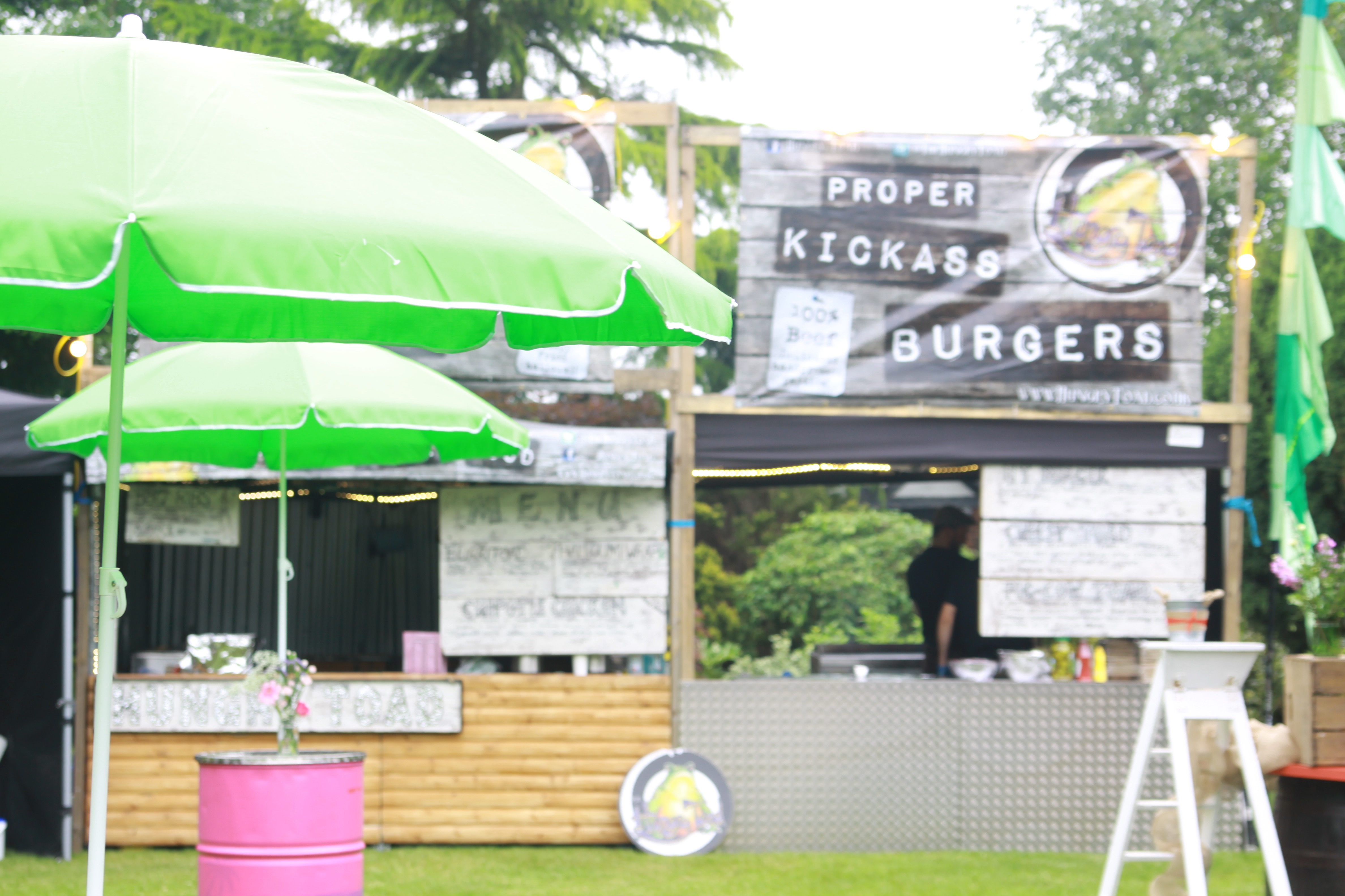 Street Food Stations Hire