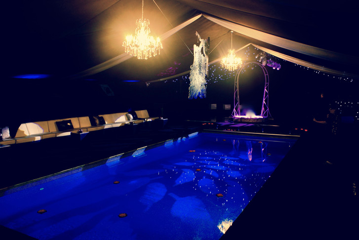 Private Homes Transformation for Luxury Themed Birthday Parties London UK