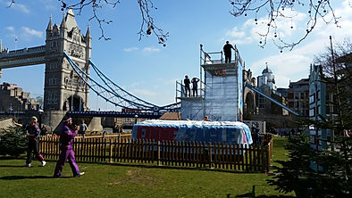 Experiential Event Productions London UK