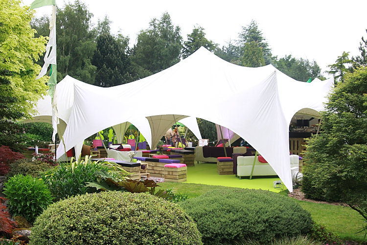 Private Festival Marquee for Hire London UK