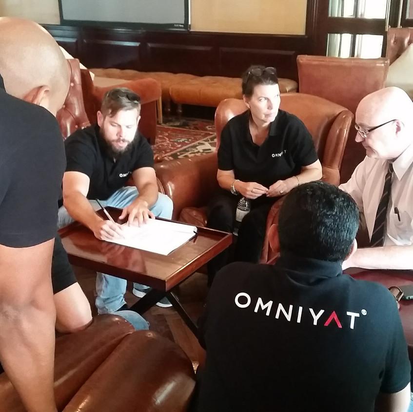 Dubai team building events20170304_115052