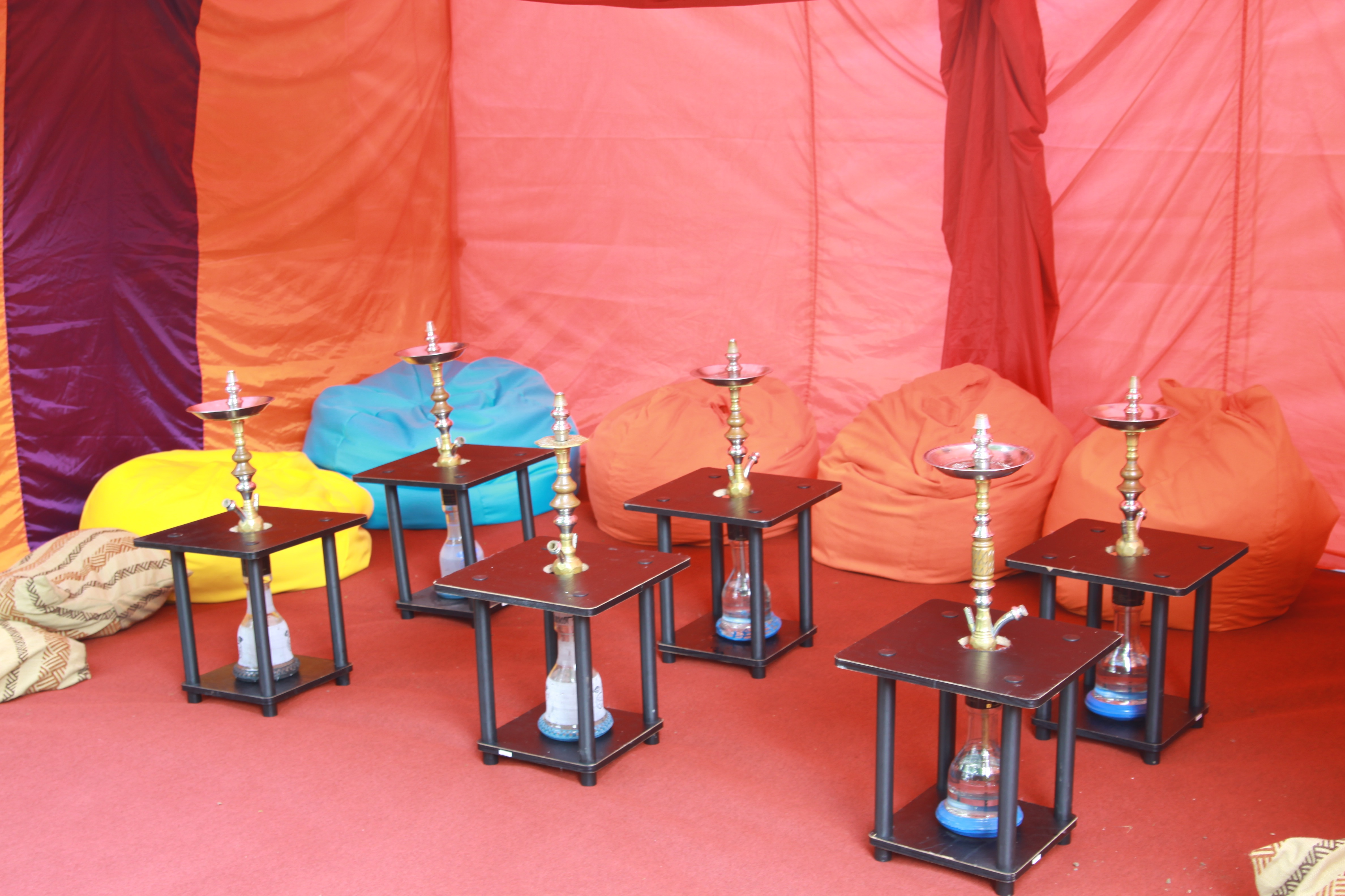 Shisha Bar Options Hire