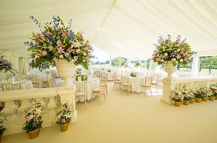 Marquees for Luxury Weddings London UK