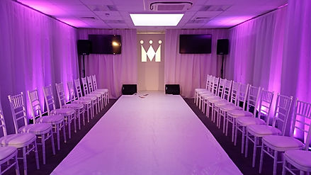 fashion show designers and event stylists for hire London, UK