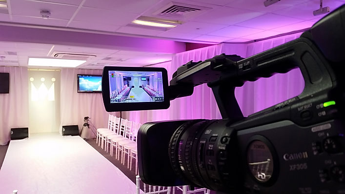 Videography Services for Fashion Show London UK