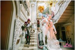 Luxury Decoration for Themed Wedding