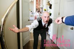 Knife Swallower for Weddings