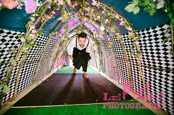 Bespoke Wedding Entrance Arch London UK