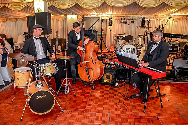20s style band hire London