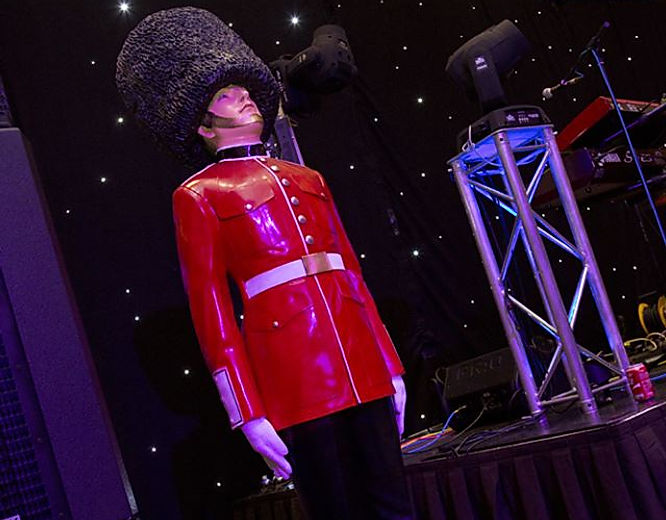 Best of british themed event production services for royal occasions in the UK.