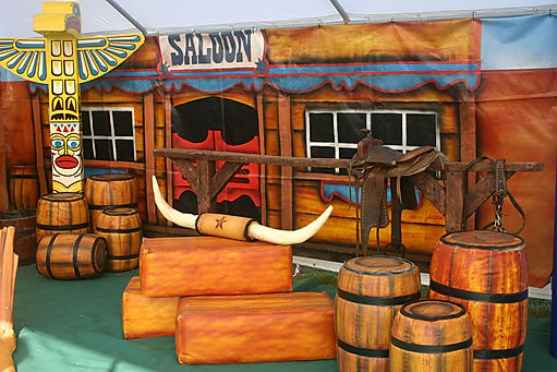 Wild west party ideas for adults.