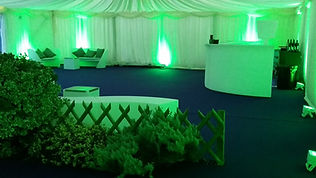 Custom Marquee Themed Parties London UK