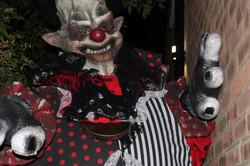 Spooky Clowns for Halloween Parties