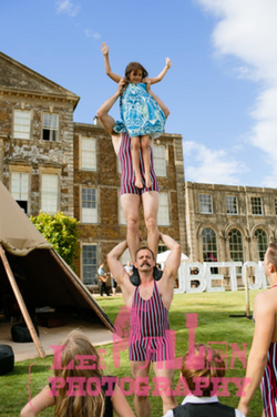 Circus Show Artists for Weddings